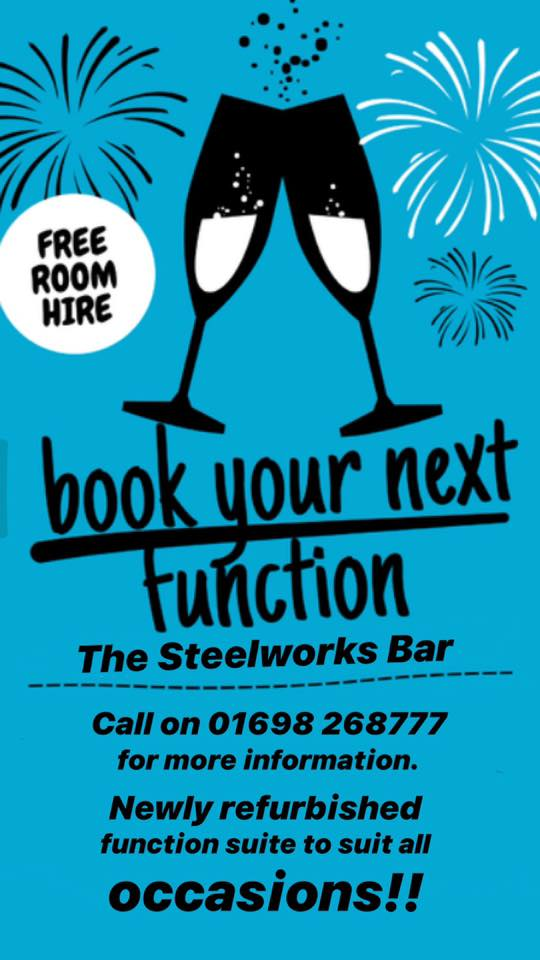 Free function room hire motherwell. Function room in motherwell